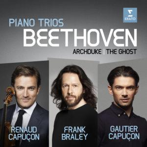 Beethoven: Irmãos Capuçon e Frank Braley celebram 250 anos do célebre compositor