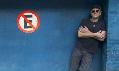 Guto Goffi, fundador do Barão Vermelho, divulga novo álbum no Rio 12:00