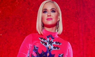 """Katy Perry se diz """"apavorada"""" por se tornar mãe"""