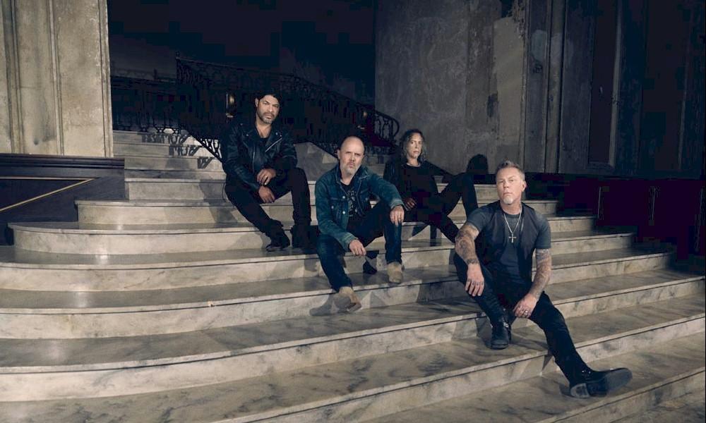 Metallica lança seu clube de vinil