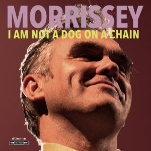 "Morrissey: novo álbum ""I Am Not a Dog on a Chain"" mostra nova sonoridade do artista"
