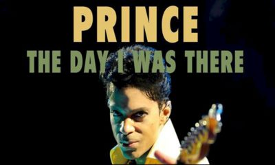 "Prince: novo livro ""The Day I Was There"" revisita shows inesquecíveis do cantor"