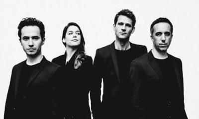 Quarteto francês Quatuor Ébène celebra Beethoven com álbum gravado em São Paulo