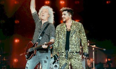 "Queen: assista ao show completo de ""Live Fight Australia"" com Adam Lambert"