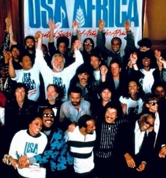 """Lionel Richie considera uma nova versão para o clássico """"We Are The World"""""""