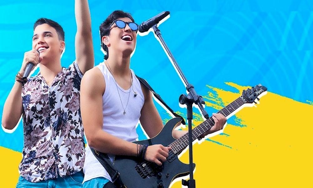 Dupla Fernando e Franco realizam a quarta live mais acessada do YouTube durante a quarentena