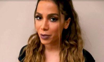 """Anitta lamenta participação rápida em """"One World"""""""