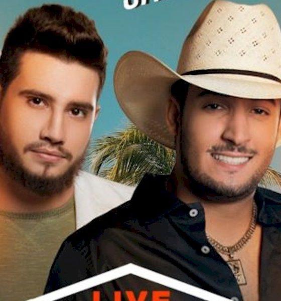 """Bruno & Barretto anuncia live """"Farra em Casa"""""""