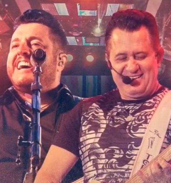Bruno e Marrone apresentam prévia do repertório da turnê 2020 em live