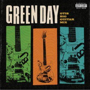"""Green Day estreia EP """"Otis Big Guitar Mix"""""""