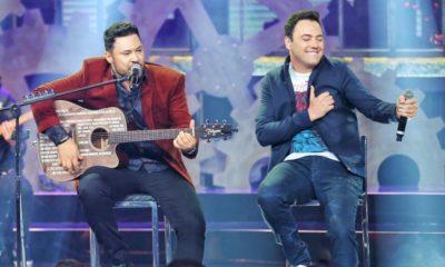 """Antes de live, João Bosco & Vinícius lançam o single e clipe de """"Acertou, Me Beija!"""""""