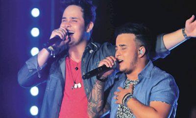 """Antes de live, Matheus & Kauan lançam os clipes de """"Coração de Isca"""" e """"Então Toma"""""""