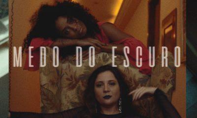 """MC Rebecca e Manaia se unem contra a violência doméstica no single """"Medo do Escuro"""""""