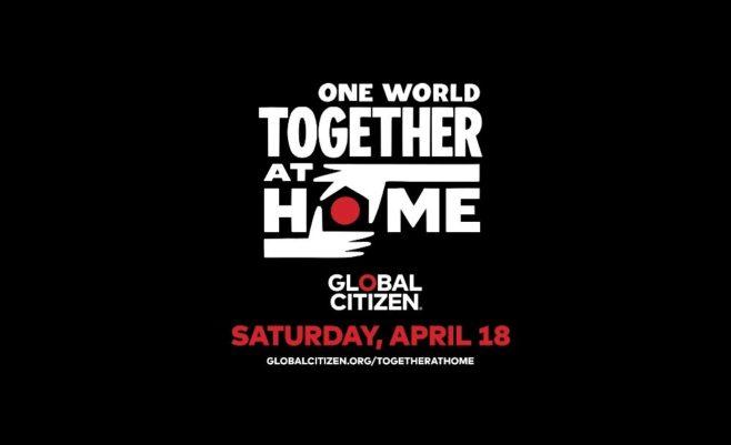 """Globo transmitirá """"One World: Together At Home"""""""