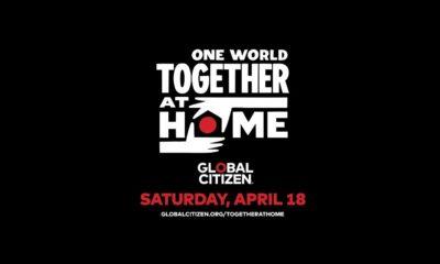 """""""One World: Together at Home"""" teve audiência de quase 21 milhões de espectadores no mundo"""