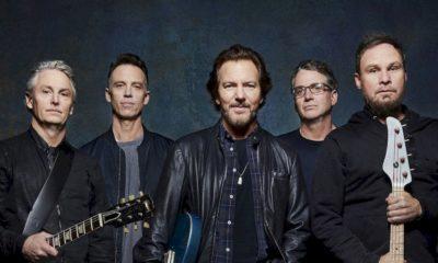 "Pearl Jam: ""Gigaton"" alcança o topo da parada de rock da Billboard"