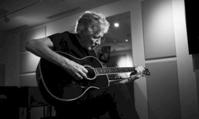 """Roger Waters homenageia John Prine com versão acústica de """"Paradise"""""""