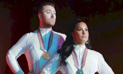 """Sam Smith e Demi Lovato se unem para o dueto de """"I'm Ready"""""""