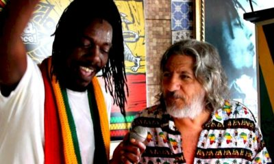 """Na quarentena do coronavírus, Tribo de Jah se une ao jamaicano Kenyatta Hill em """"Man of Babylon"""""""