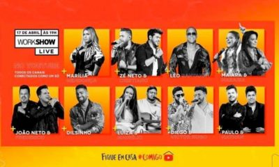 Live com Marília Mendonça, Léo Santana e Maiara e Maraísa terá esquenta da Deezer