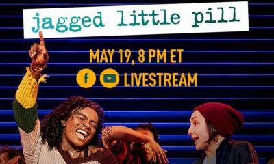 """Live reúne Alanis Morissette e o musical """"Jagged Little Pill"""""""