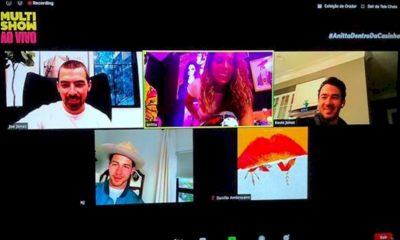Jonas Brothers participam do novo programa da Anitta