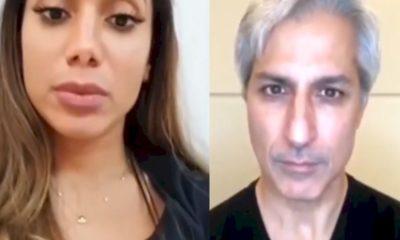 """Anitta debate consumo de carne com deputado: """"Cada vaquinha soltando gases é danoso"""""""