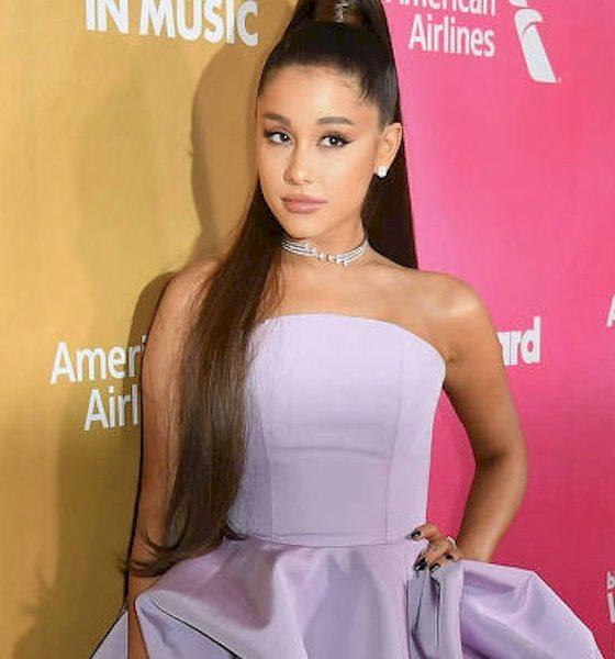 Ariana Grande não quer lançar um novo álbum durante a quarentena do coronavírus