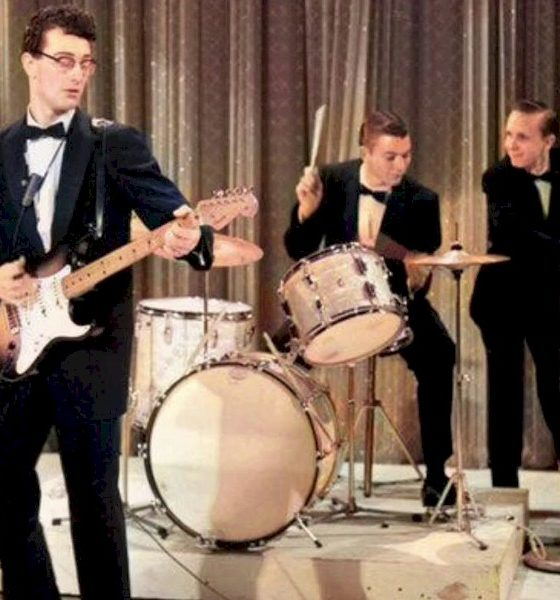 Precursor do rock, Buddy Holly, ganhará longa-metragem sobre sua vida