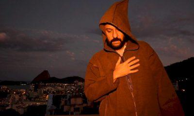 """Gabriel O Pensador lançará novo single """"A Cura Tá No Coração"""" em live nesta semana"""