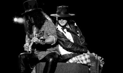 Guns N' Roses usa nome de música dos Wings em camiseta e provoca Donald Trump