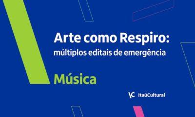 Itaú Cultural adia anúncio de selecionados de projetos culturais
