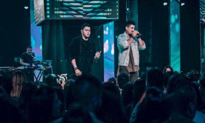 João Gustavo e Murilo anunciam primeira live no YouTube