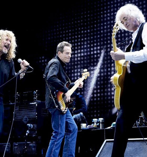 "Led Zeppelin disponibiliza histórico concerto ""Celebration Day"" no YouTube"