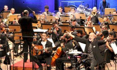 Coronavírus: live sinfônica reúne Ivan Lins, Flávio Venturini e Andreas Kisser em prol de recursos para o Espírito Santo