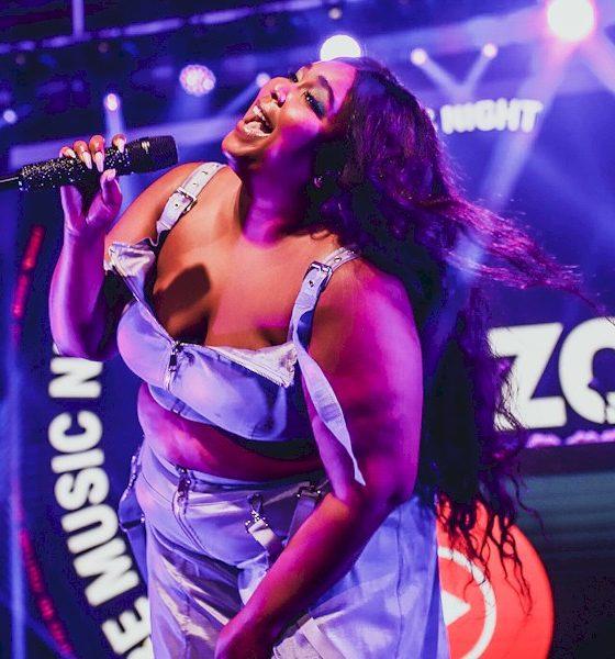 Show da cantora Lizzo no Brasil já está disponível no YouTube
