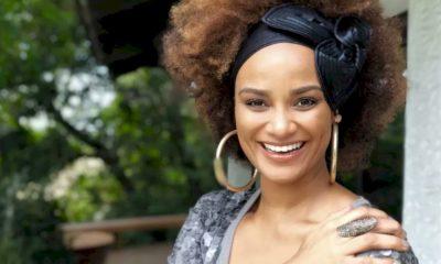 """Luciana Mello anuncia """"Samba na Live"""" em homenagem ao Dia das Mães no YouTube"""