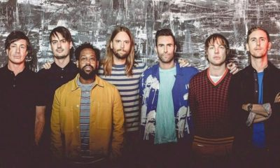 Coronavírus: Maroon 5 cancela turnê nos EUA em 2020