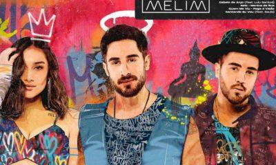 """Melim lança a primeira parte do álbum """"Eu Feat. Você"""", gravado na Capitol Records"""
