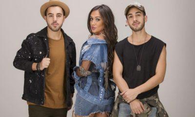 """Universal Music anuncia série de coletâneas """"Em Casa"""" estreando com o trio Melim"""