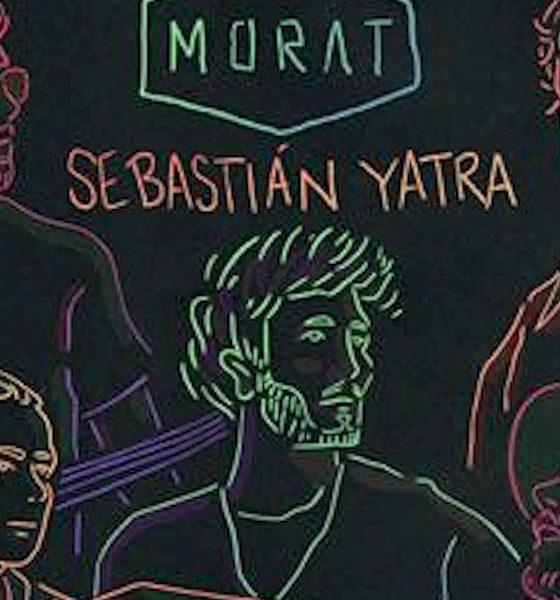 """Morat e Sebastián Yatra lançam juntos o novo single """"Bajo La Mesa"""""""