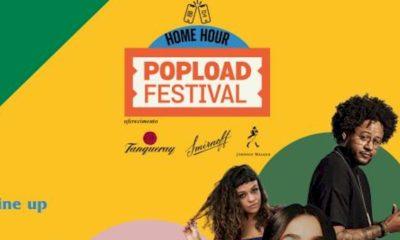 """""""Home Hour"""" do Popload Festival terá Manu Gavassi e Emicida"""