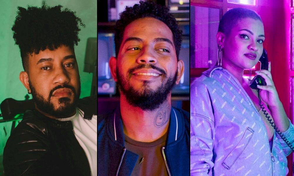 """Grupo Preto no Branco resgata o R&B clássico em """"Tamo Junto"""""""