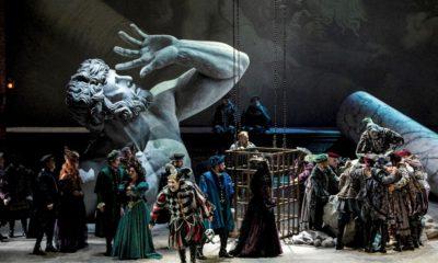 """Theatro Municipal de São Paulo disponibiliza ópera """"Rigoletto"""" no YouTube"""