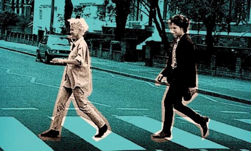 """Roxette: ouça a versão para """"Help"""" dos Beatles, gravada em Abbey Road"""