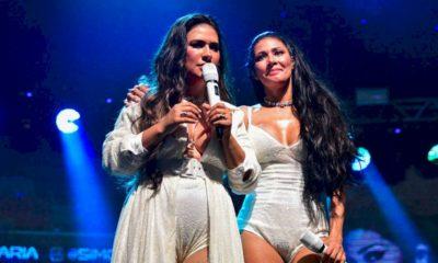 Simone e Simaria anunciam segunda live para o próximo sábado