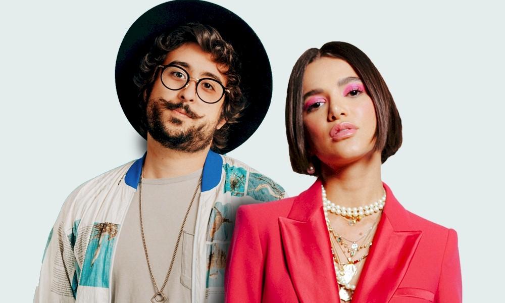 """Zeeba e Manu Gavassi lançam parceria em novo single """"Eu Te Quero"""""""