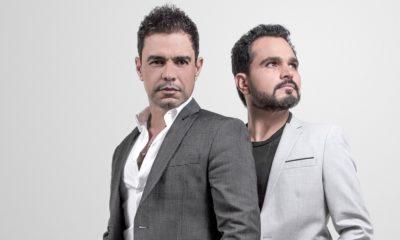 Zezé Di Camargo e Luciano confirmam primeira live em maio