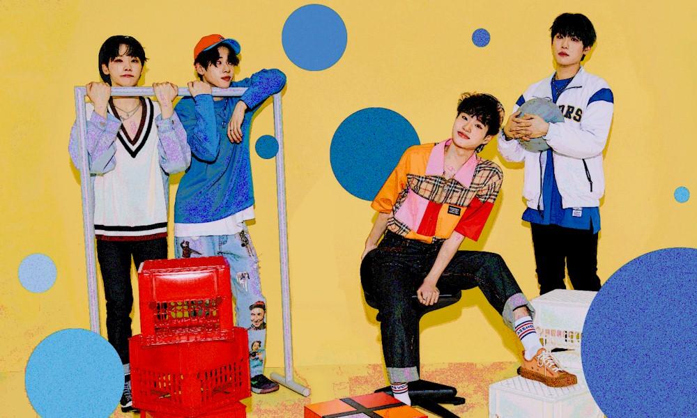 """Grupo de k-pop AB6IX lança o seu novo EP """"Vivid"""" com seis faixas inéditas"""