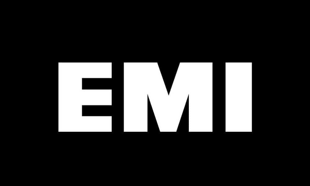 A gravadora EMI está de volta!